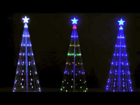 LED Showmotion 3D Christmas Tree