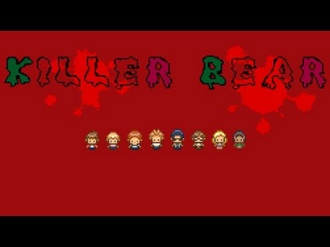 Baixar KILLER BEAR - RPGMaker Horror Game Full Manly Playthrough (All Endings)