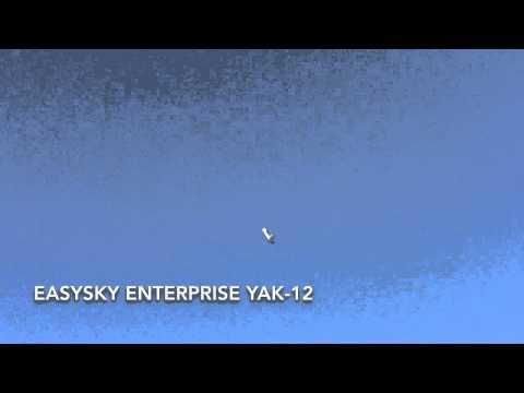 EasySky Yak-12 - AMain.com