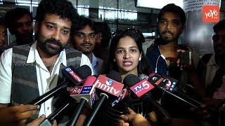 Bigg Boss Telugu Winner Siva Balaji and His Wife Madhumith..