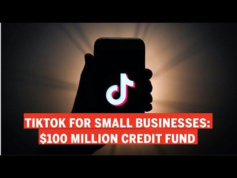 Middle East SMEs: TikTok's $100 million credit fund