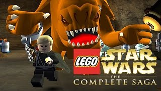 LEGO Star Wars: The Complete Saga - Part 16 (Return of the Jedi) Walkthrough