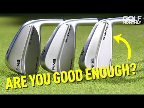 Are YOU Good Enough? Ping Blueprint Iron Review | Golf Monthly