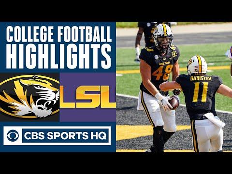 Missouri vs #14 LSU Highlights: #17 Tigers fall to 1-2 in 2020 season | CBS Sports HQ