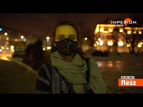 Flesz Gliwice / Gliwicki Strajki Kobiet zdziesiątkowany