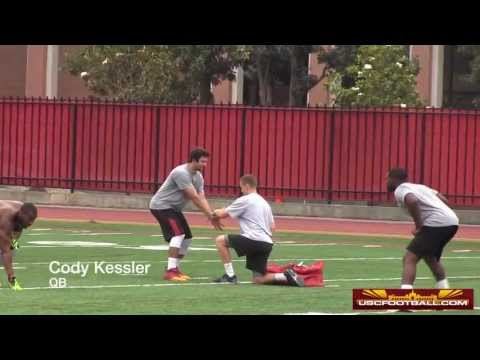 USC Summer Workouts 7-on-7 highlights from 6/14/13