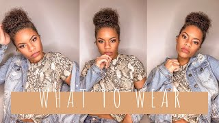WHAT TO WEAR WHEN YOU DON'T KNOW WHAT TO WEAR | SPRING OUTFITS
