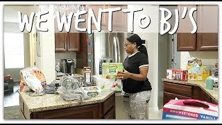 Shopping At Bj's Warehouse For The First Time | Family Vlogs | JaVlogs