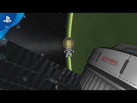 Kerbal Space Program Enhanced Edition Trailer