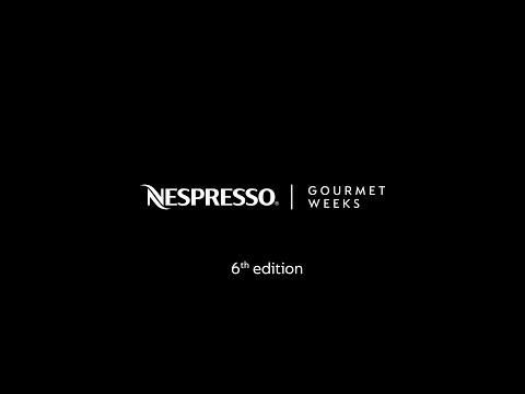 Nespresso Gourmet Weeks 2018 - CH