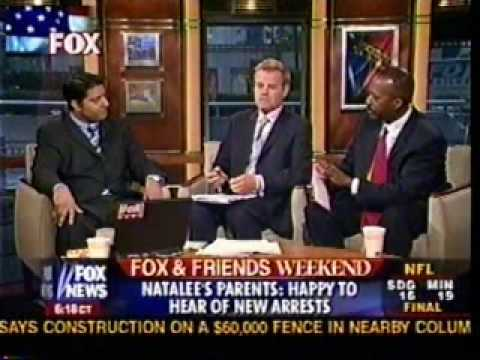Rahul Manchanda on FOX News (Natalee Holloway Case) - 3