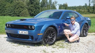 Challenger Scat Pack - 174mph Top Speed Test Drive! BARGAIN MUSCLE CAR