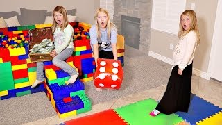 GIANT GAME BOARD Challenge!
