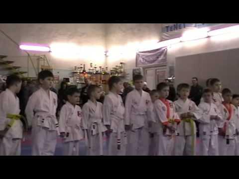 Аттестация в клубе Тигренок 30 марта 2014.часть5