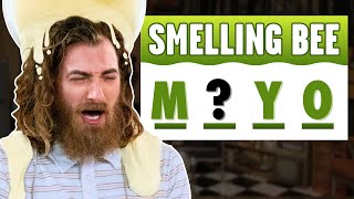 Extreme Smelling Bee Challenge