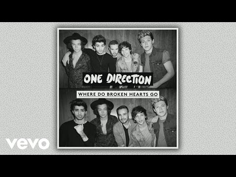 One Direction - Where Do Broken Hearts Go (Audio)