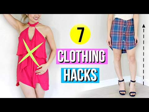 7 Clothing Hacks Every Short Girl Should Know!