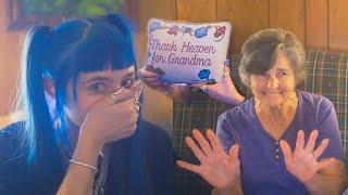 Ashnikko's Grandparents React To Her Music Videos