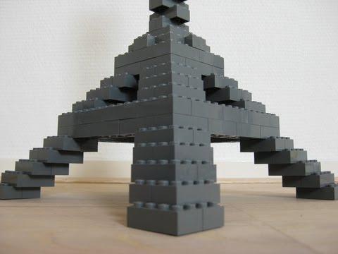 Eiffel Tower Lego Set Basic Lego Eiffel Tower