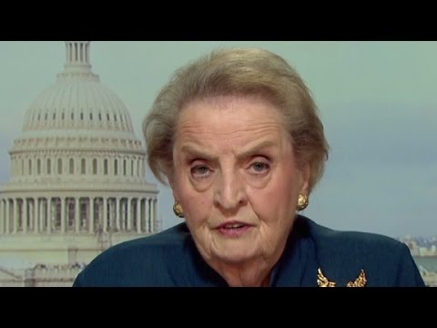 Albright: 'This is hurting Israel's moral autho... - CNN  - 0NoQEMY0rRY -