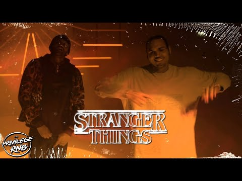 Joyner Lucas & Chris Brown - Stranger Things (Lyrics)