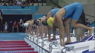 Ranomi Kromowidjojo Wins Women's 50m Freestyle Gold - London 2012 Olympics