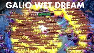 加里歐的黃金夢