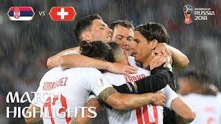 Serbia v Switzerland - 2018 FIFA World Cup Russia™ - Match 26