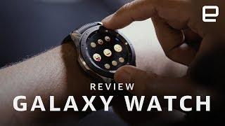 Samsung Galaxy Watch Review