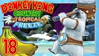 Lars, der brutale Milka-Eisbär 🍌 DONKEY KONG COUNTRY: TROPICAL FREEZE #18