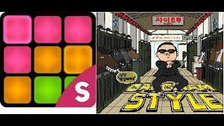 SUPER PADS PSY Hangman Style   騎馬舞