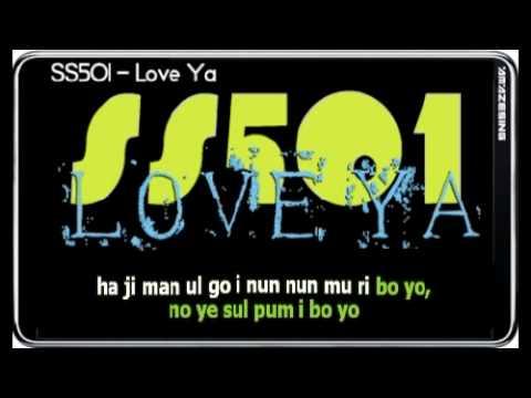 SS501 - Love Ya (Sing-along Simple Romanized Lyrics).mp4