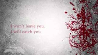 """""""Not Alone"""" Lyrics - RED - Until We Have Faces"""
