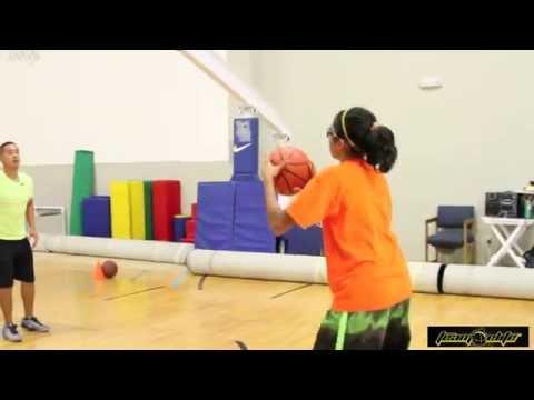 Team Elite Basketball November 2014 Training