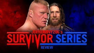WWE Survivor Series 2018 Full Show Review & Results: RONDA ROUSEY VS CHARLOTTE FLAIR