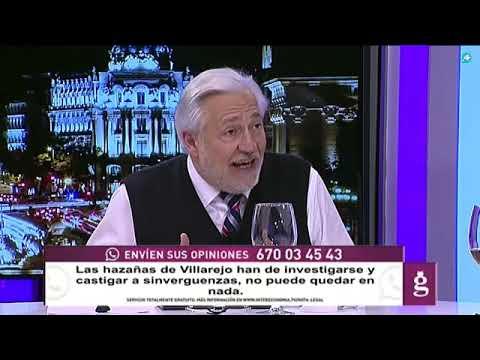 Julio Ariza anuncia que se querellará contra el expresidente del BBVA, Francisco González