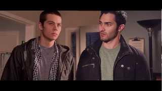 If Stiles got pregnant with Derek's baby  - No one