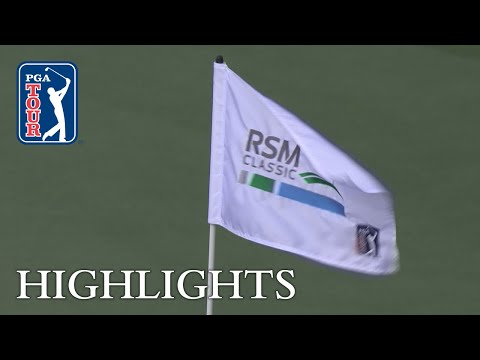 Highlights | Round 1 | RSM Classic 2018