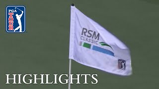 Highlights | Round 1 | RSM Classic 2018
