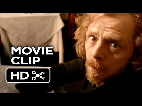 Restaurant (2014) - Simon Pegg Comedy Movie HD