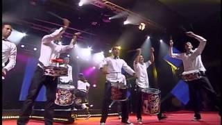 SLATUCADA - Slatucada at Big up talents competition