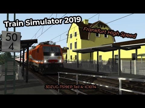3DZUG-TS19EP Teil 4: IC1074 -- Livestream 11/05/2019