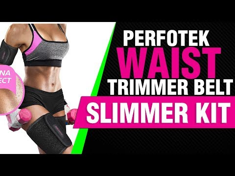 video Perfotek Waist Trimmer Slim Belt