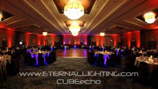 ETERNAL LIGHTING CUBEECHO MK2 WHITE in action