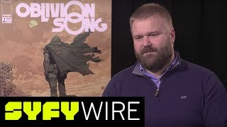 Walking Dead Creator Robert Kirkman on New Comic Oblivion Song | SYFY WIRE