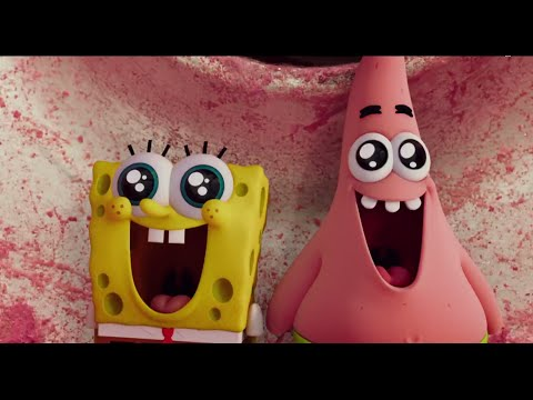 The SpongeBob Movie: Sponge out of Water'