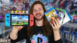 Are THESE Nintendo & Non-Nintendo Games ACTUALLY Worth Buying?
