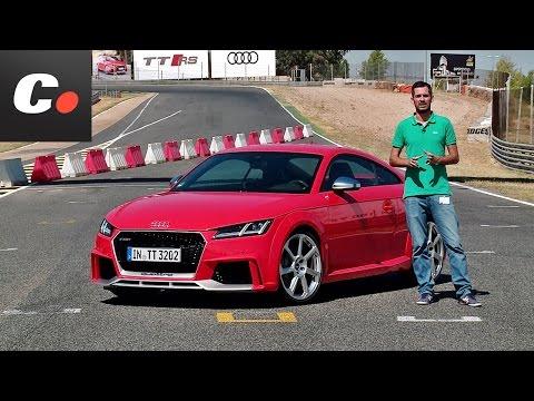 Audi TT RS | Primera Prueba / Test / Review | Contacto | Circuito del Jarama | coches.net