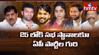 TDP MP Candidates- Fifteen New Faces in AP- A Report..
