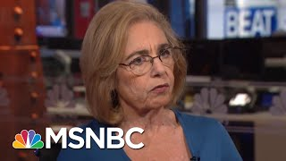 Ex-Trump Org. Executive: Trump Surrounded By 'Cowardly People' | The Beat With Ari Melber | MSNBC